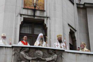 Сербским Патриархом  избран митрополит  Порфирий
